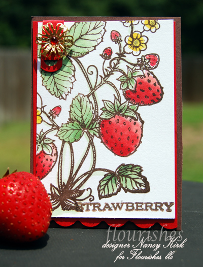 strawberry atc