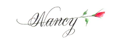 nancy signature