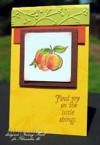 peach small copy
