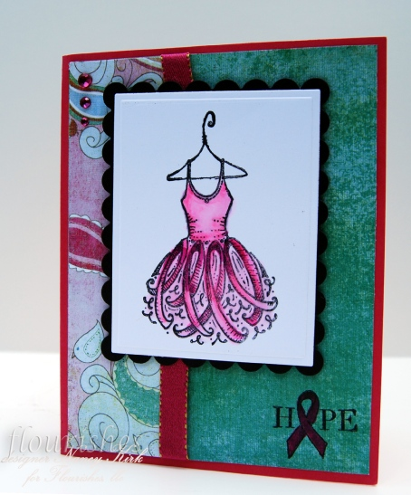 think pink card
